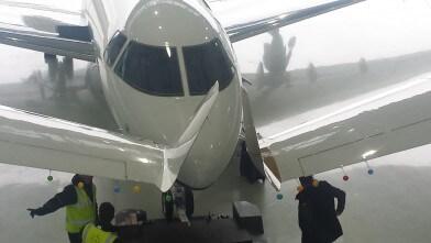 private jet Luon