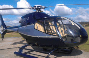 R44 Helicopter - 3 Passengers