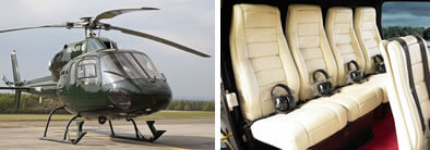 AS355 Helicopter Charter