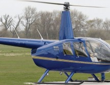 R44 - 3 Passengers