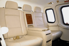 Agusta A109 Interior