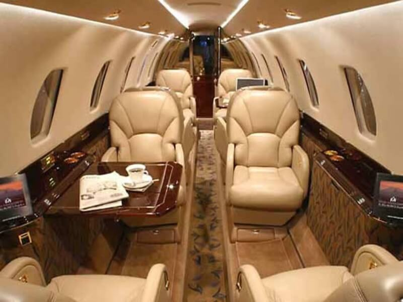Citation Excel Cabin