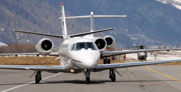 Private Jets To Ski Destinations  CharterA Ltd