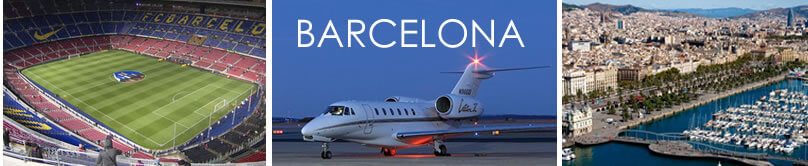 Private Jet Barcelona