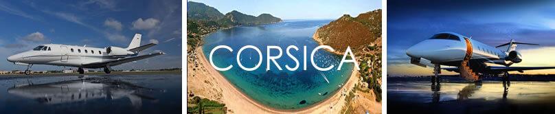 Private Jet Corsica