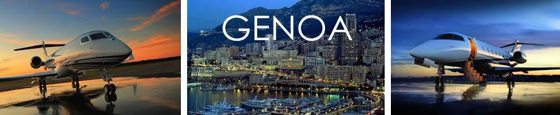 Private Jet Genoa