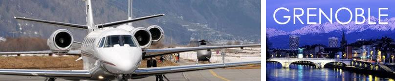 Private Jet Grenoble