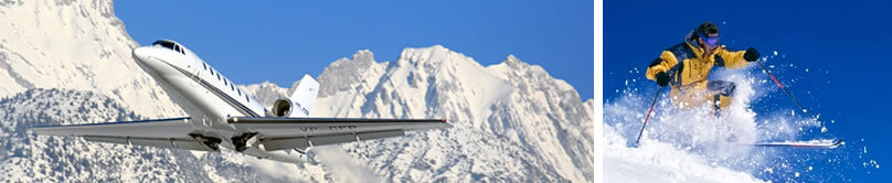 Private Jet Innsbruck