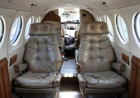 Kingair_Interior
