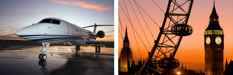 Private Jet London  Jet Hire