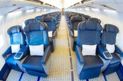 Charter 737 internal