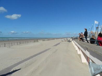 Le Touquet Beach