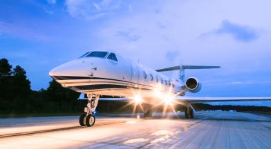 Private jet terminal southampton