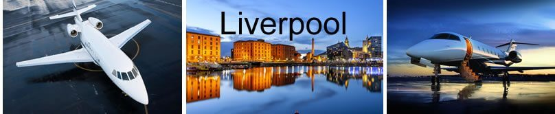 Private jet charter liverpool