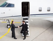 Empty leg Octobet private jet