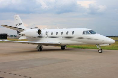 private jet luton london to Ibiza