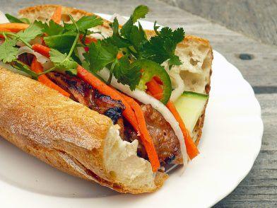 private jet sandwich