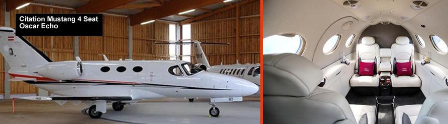 Charter Citation Mustang
