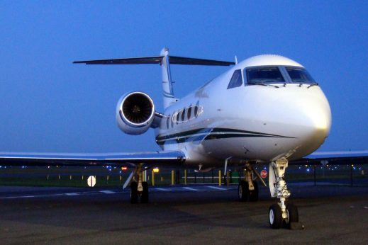 Private jet Bratislava