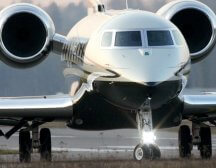 Private jet leasing