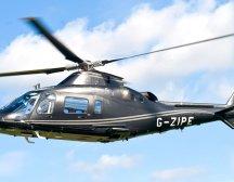 Helicopter charter Cheltenham