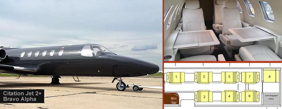 Citation Jet2 Black