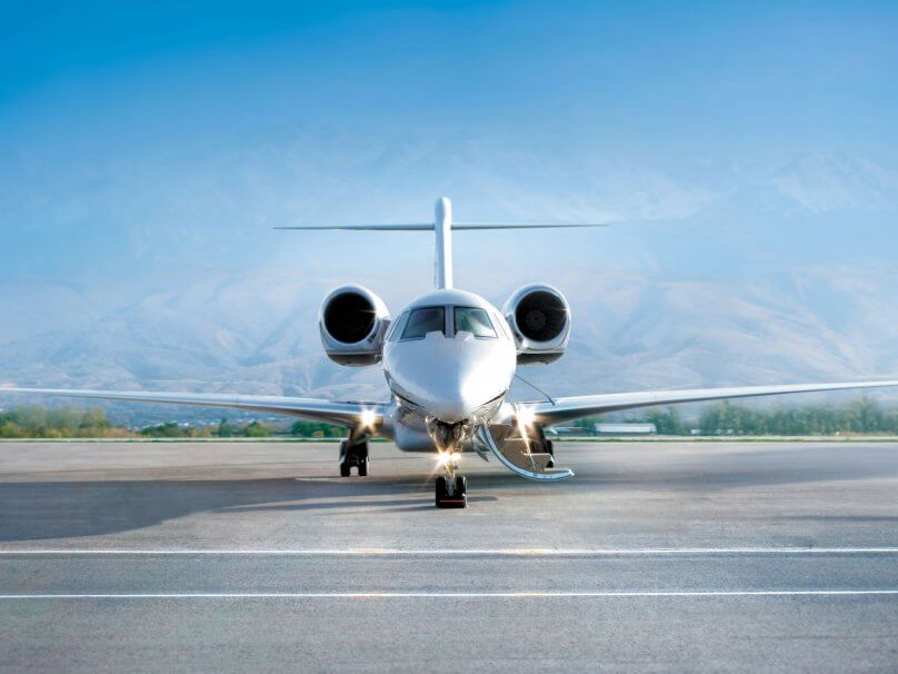 Private Jets to charter