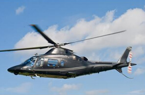 Agusta Helicopter - 6 Passengers
