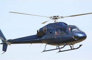 AS355 Helicopter - 5 Passengers