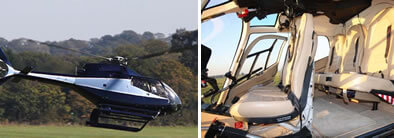 EC120 Helicopter Charter