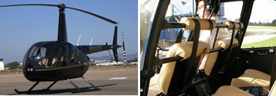 R44 Helicopter Charter