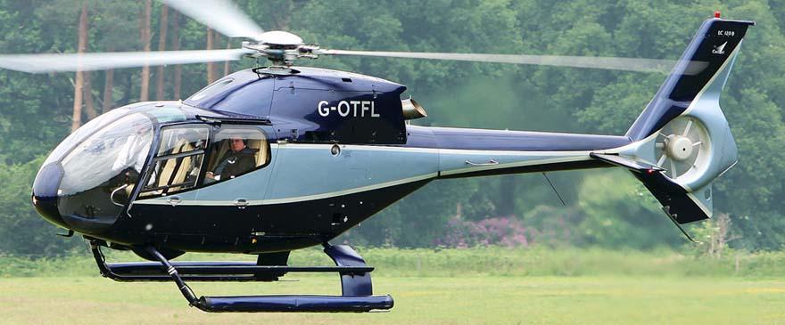 Helicóptero EC 120