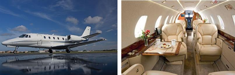 Citation XLS Private Jet