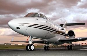 Hawker 900xp executive jet