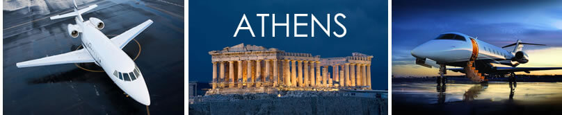 Charter Private Jet Athens