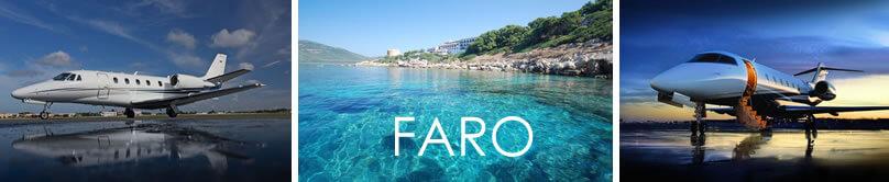 Private Jet Faro