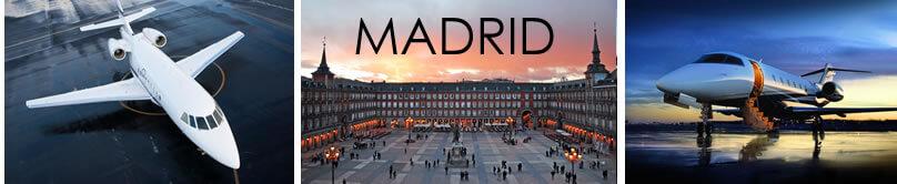 Private Jet Madrid