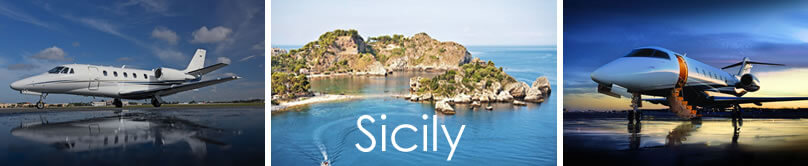 Private Jet Sicily