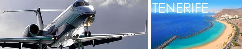 Jet privado Tenerife