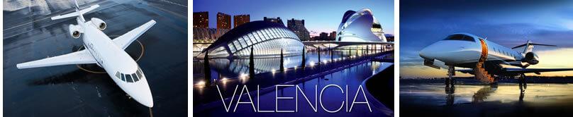 Jet privado Valencia