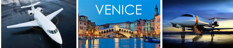 Jet privado Venecia