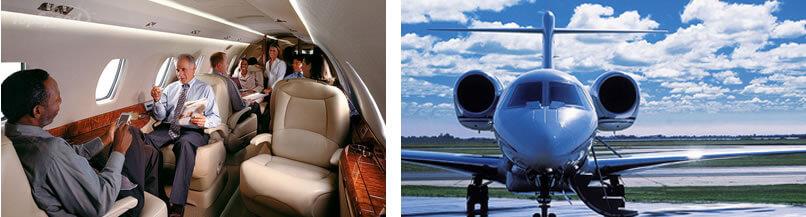 Private jet Southend