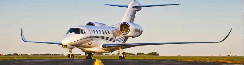 Private jet citation