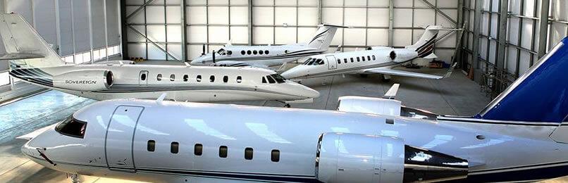 Empty leg private jet