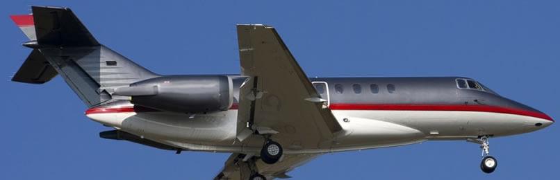 Private jet Lyon