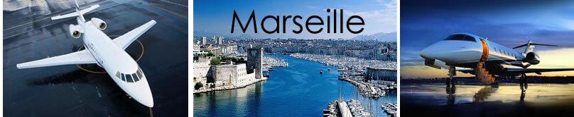 Jet privado Marsella