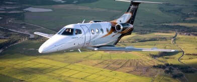 Phenom 100 private jet paris