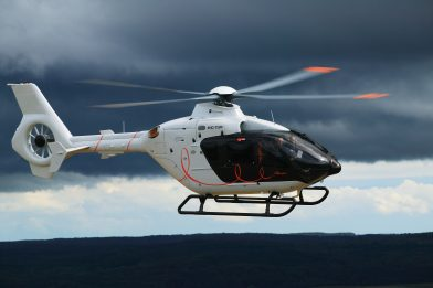Short notice helicopter Charter