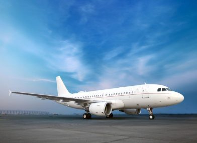Group air charter private jet