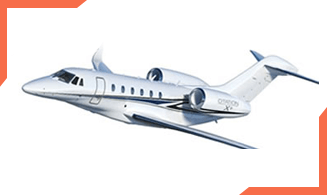 mid sized private jet